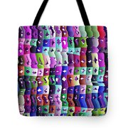 Crooked Paths Tote Bag