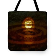 Crop Circles Tote Bag