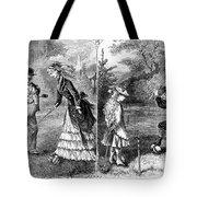 Croquet, 1873 Tote Bag