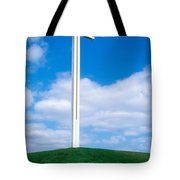 Cross Built For The Late Pope John Paul Tote Bag