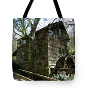 Cross Eyed Cricket Grist Mill Tote Bag