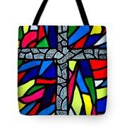 Cross No 9 Tote Bag