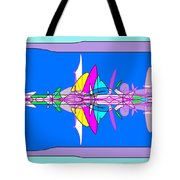 Cross Section Tote Bag
