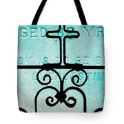 Crosses Voided Tote Bag