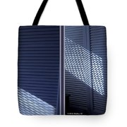 Crosshatch - Gently Cross Your Eyes And Focus On The Middle Image Tote Bag