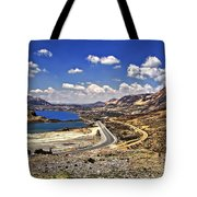Crossing The Andes 2 Tote Bag