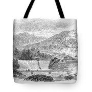 Croton Dam, 1860 Tote Bag