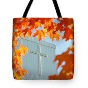 Crown Of Leaves Tote Bag