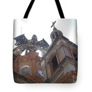 Crown Of Our Lady Of Guadalupe Tote Bag