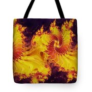 Crown Of The Potentate Tote Bag