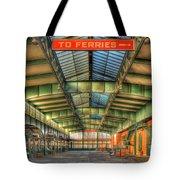 Crrnj Terminal I Tote Bag