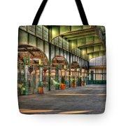 Crrnj Terminal II Tote Bag