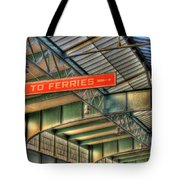 Crrnj Terminal Iv Tote Bag