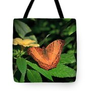 Cruiser Butterfly Tote Bag