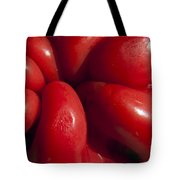 Crunchy Red Pepper Tote Bag
