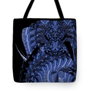 Cryptic Triptych  IIi Tote Bag