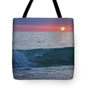 Crystal Blue Waters At Sunset In Treasure Island Florida 4 Tote Bag