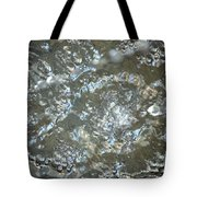 Crystal Clear Bubbles Tote Bag