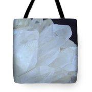Crystal Cluster Tote Bag