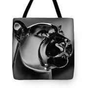 Crystal Cougar Tote Bag