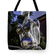 Crystal Lady Tote Bag