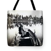 Crystal Lake California - C 1865 Tote Bag