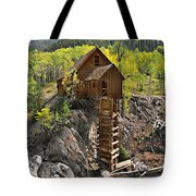 Crystal Mill 4 Tote Bag