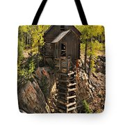 Crystal Mill 6 Tote Bag