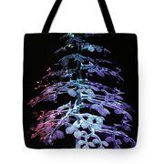 Crystal Tree In Color Tote Bag