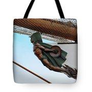 Cuauhtemoc Mexico Ship Tote Bag