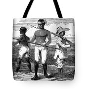 Cuba: Ten Years War Tote Bag