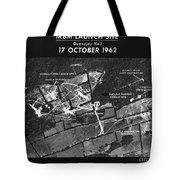 Cuban Missile Crisis, 1962 Tote Bag