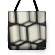 Cubes Tote Bag by Luke Moore