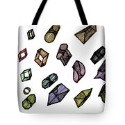 Cubical Thoughts Tote Bag
