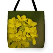 Cucumbers And Mustard Tote Bag