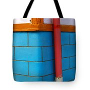 Cuffed Tote Bag