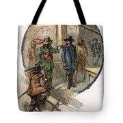 Culpepers Rebellion, 1677 Tote Bag