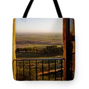 Cultivated Land In Spain Tote Bag