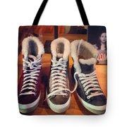 Cumphy Chucks Tote Bag