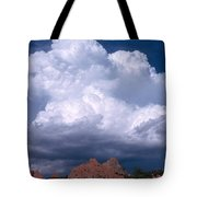 Cumulonimbus Cloud Tote Bag by Science Source
