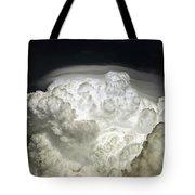 Cumulus Congestus Cloud With Pileus Tote Bag