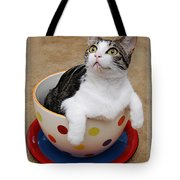 Cup O Tilly 2 Tote Bag