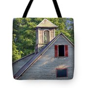 Cupola In Light Tote Bag