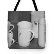 Cups Tote Bag