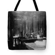 Curie Laboratory Tote Bag