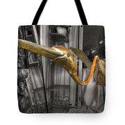 Curio Shop Window Tote Bag