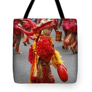 Curious Carnival Child Tote Bag
