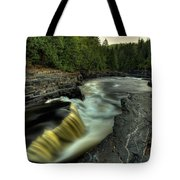 Current River Falls Tote Bag