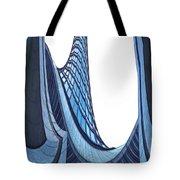 Curves - Archifou 42 Tote Bag