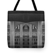 Curves And Poles Tote Bag